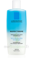 Respectissime Lotion waterproof démaquillant yeux 125ml à MARSEILLE
