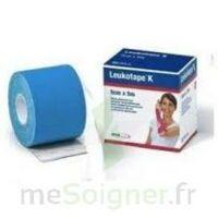 LEUKOTAPE K Sparadrap bleu 5cmx5m à MARSEILLE