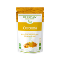 Herbesan Curcuma Bio Poudre 200g à MARSEILLE