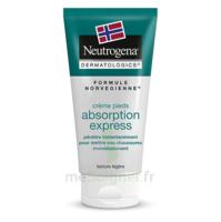 Neutrogena Crème pieds absorption express 100ml à MARSEILLE