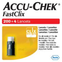 Accu-chek Fastclix Lancettes B/204 à MARSEILLE