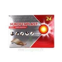 Nurofenplast 200 Mg Emplâtres Médicamenteux 4 Sachets à MARSEILLE
