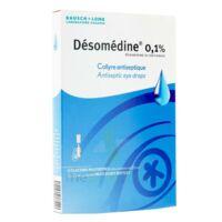 Desomedine 0,1 % Collyre Sol 10fl/0,6ml à MARSEILLE