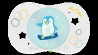 Luc et Léa Sucette symétrique +18mois Pingouin/biscuit à MARSEILLE