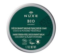 Nuxe Bio Déodorant Baume Fraîcheur 24h Toutes Peaux Pot/50g à MARSEILLE