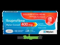Ibuprofene Mylan Conseil 400mg, Comprimés Pelliculés à MARSEILLE
