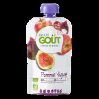 Good Goût Alimentation Infantile Pomme Figue Gourde/120g à MARSEILLE