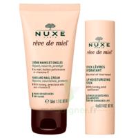 Rêve De Miel Crème Mains Et Ongles + Stick Lèvres Hydratant à MARSEILLE