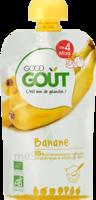 Good Goût Alimentation Infantile Banane Gourde/120g à MARSEILLE