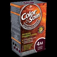 Color&soin Kit Coloration Permanente 4m Châtain Acajou à MARSEILLE