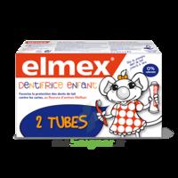 Elmex Duo Dentifrice Enfant, Tube 50 Ml X 2 à MARSEILLE