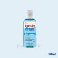 Baccide Gel Mains Désinfectant Sans Rinçage 30ml à MARSEILLE
