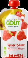 Good Goût Alimentation Infantile Fraise Banane Gourde/120g à MARSEILLE