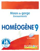Boiron Homéogène 9 Comprimés à MARSEILLE
