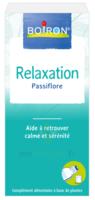 Boiron Relaxation Passiflore Extraits De Plantes Fl/60ml à MARSEILLE
