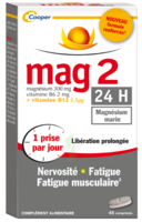 Mag 2 24h Comprimes B/45 à MARSEILLE