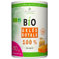 3 Chenes Bio Gelée Royale Pure Gelée Pot/30g à MARSEILLE