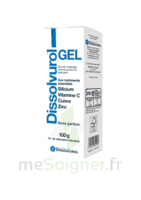 Dissolvurol Gel Au Silicium T/100g à MARSEILLE