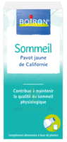 Boiron Sommeil Pavot Jaune De Californie Extraits De Plantes Fl/60ml à MARSEILLE