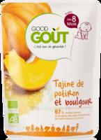 Good Goût Alimentation Infantile Tajine De Potiron Boulgour Sachet/190g à MARSEILLE