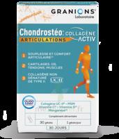 Chondrosteo Collagène Actif Gélules B/30 à MARSEILLE