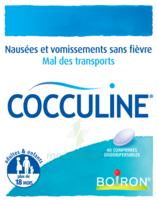Boiron Cocculine Comprimés Orodispersibles B/40 à MARSEILLE