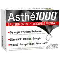 Asthe 1000 Poudre à Diluer épuisements Physique & Mental 10 Sachets à MARSEILLE