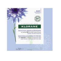Klorane Bleuet Bio Patchs Défatigants Express 2 Patchs à MARSEILLE